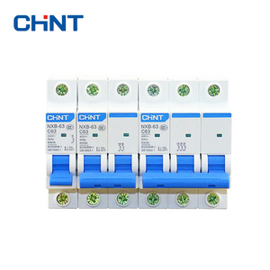 Best Quality CHNT Household Types 1P 2P 3P 4P Mini Chint Circuit Breaker