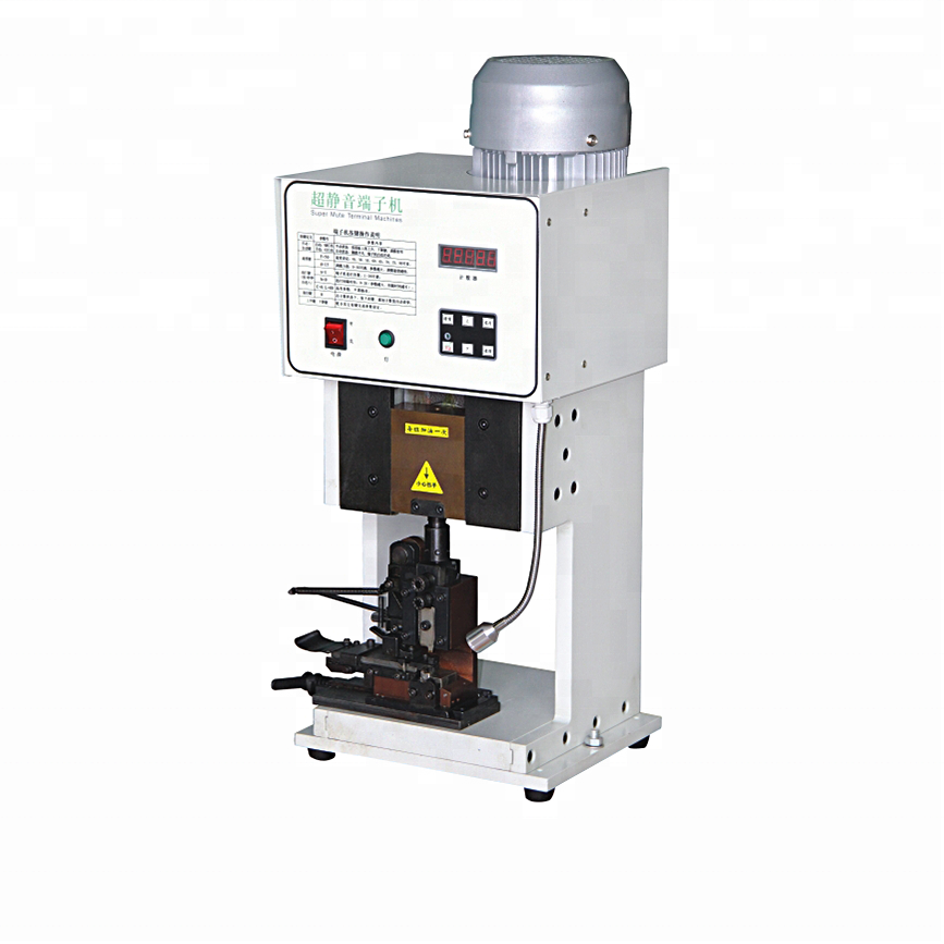 Semi automatic 2Ton terminal crimping machine/CE (high) 저 (quality 덜 noise lug 주름을 잡는 공구에 기계