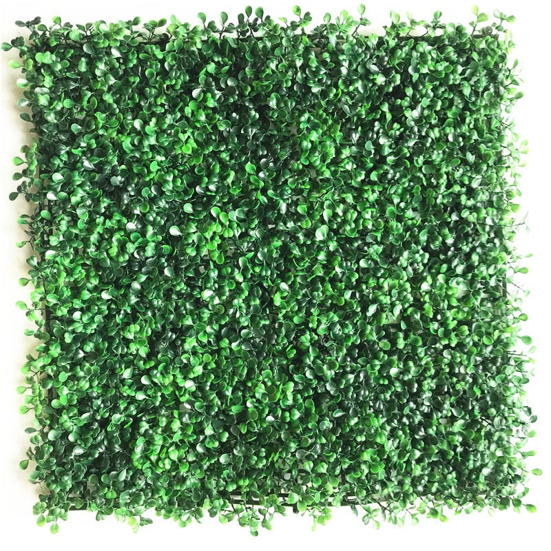 Boxwood Artificial Green Wall Panel Shrubs Artificial Hedge