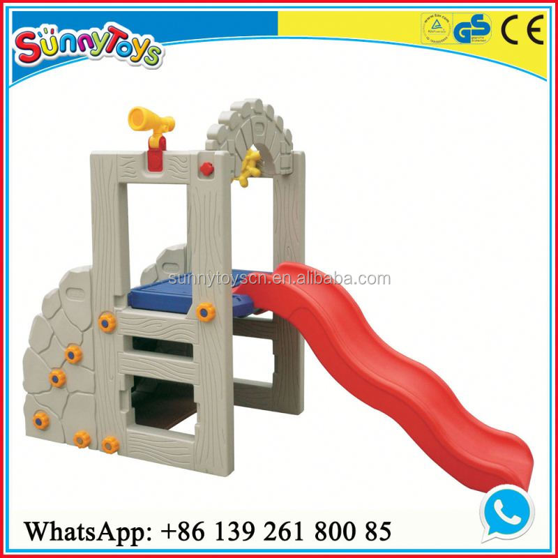 Kindergarten soft play toys for kids 4-9 age kids slide bed
