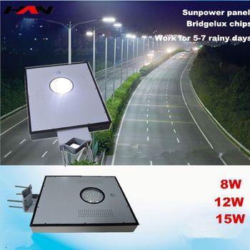 High Lumen Solar Power Outdoor Solar Light Box