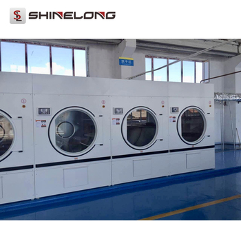 Commercial Laundry Equipment Used in Hotels Professional Tools and Equipment for Laundry Dry