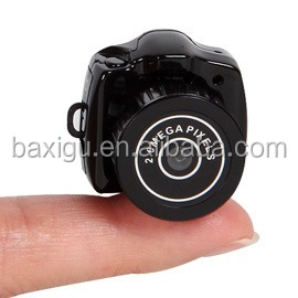 Smallest DV Camera Camcorder Video Recorder DVR Hidden Pinhole Web Cam Y2000