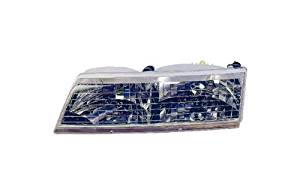 95 96 97 Mercury Grand Marquis Headlight Headlamp Set
