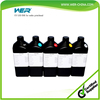 1000ml 5 colors Competitive price factory direct sale uv inkjet printer ink