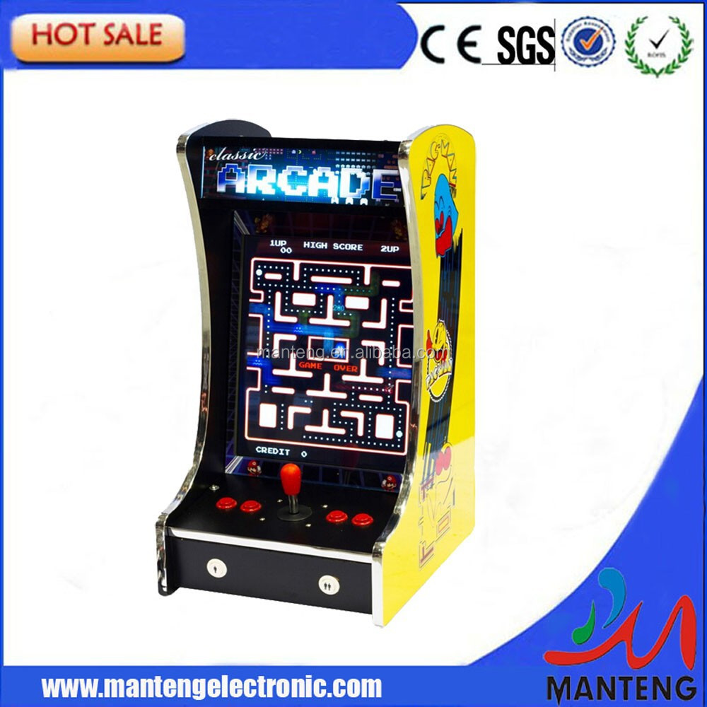 Pac Man Machine >> Pac Man Mini Arcade Game Machine With 60 Classic Arcade Games Buy