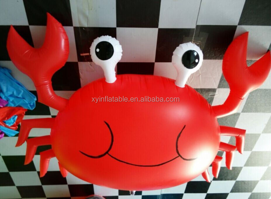 Advertising promotion giant inflatable crab for sale