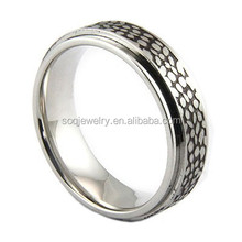 SR0012 china factory 316l stainless steel jewelry women ring cheap bulk wholesale