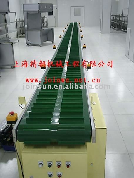 PVC belt with flaps Belt Conveyor
