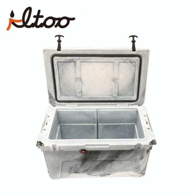 SALES outdoor flat insulated folding picnic Roto Molded Cooler Box