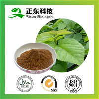 100% Pure Herb Mulberry Leaf Extract 1% DNJ