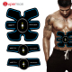 Electric Muscle Toner, Abdominal ab Toning Belt Abs Training ems electric six pad wireless muscle stimulator For Abdomen/Arm/Leg