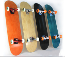 8,25 zoll Pro Volle Kanadische Maple Blank <span class=keywords><strong>Skate</strong></span> Boards Deck