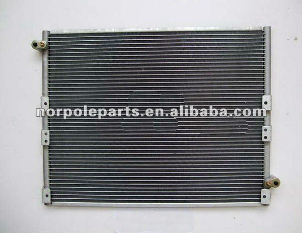 Parallel Flow AC Condenser for TOYOTA Land Cruiser / Prado