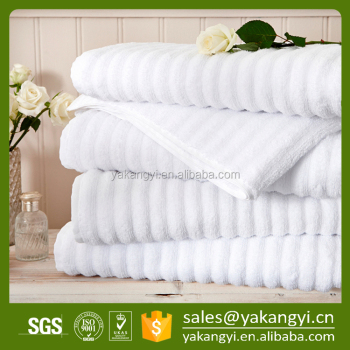 Cotton Microfiber Terry White Turkish Hand Towel