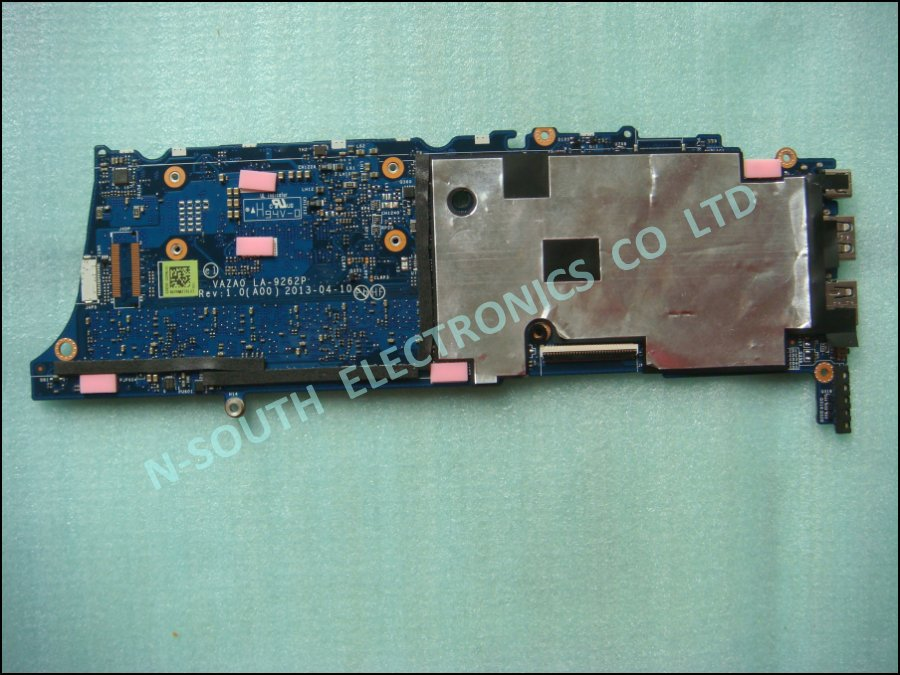 Laptop Motherboard For Dell Xps 12 I7 Cpu La-9262p (1)