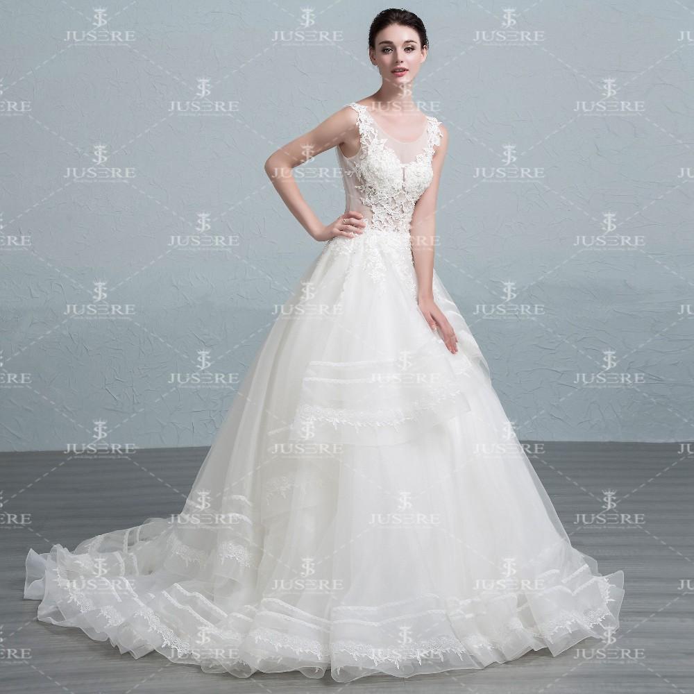 Fine Latest Wedding Gown Design Images - Wedding Ideas - memiocall.com