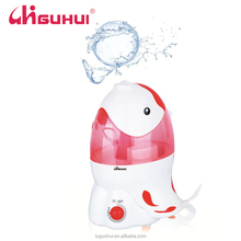 2017 Trending Product HTJ-2098 3L Capacity Cool and Warm Mist Hybrid Aroma Available Ultrasonic Humidifier