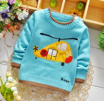 Woolen new designs knitting patterns kids kintwear fancy print baby  pullover sweaters boys sweater