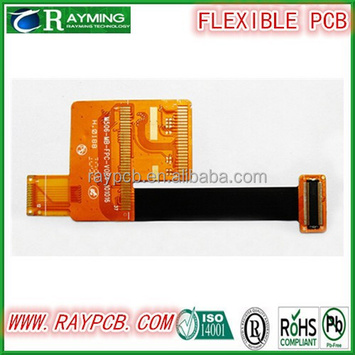 High quanlity Double Side Gold Plate Flexible Flexi PCB