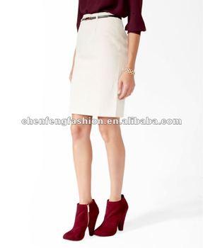 65504b5c97 Micro-falda Acanalada W cinturón Cs0030 - Buy Product on Alibaba.com