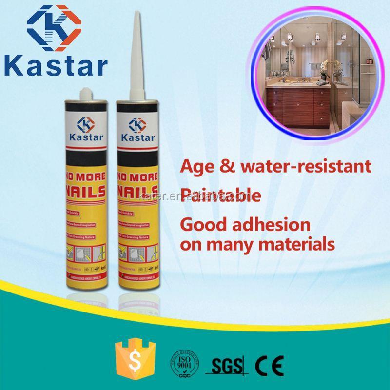 Beige Mercury Lens Liquid Nails Construction Adhesive