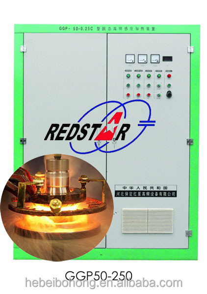 MOSFET Induction Steel Heat Treat Machine