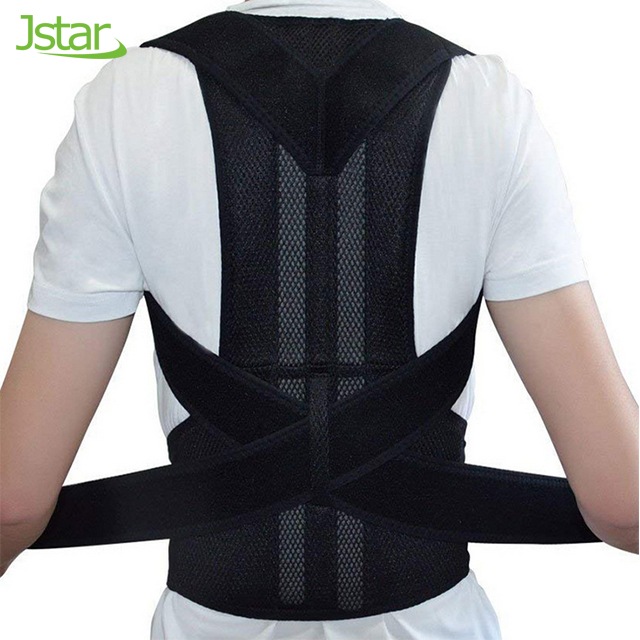 Ortopedia Back Support Belt Posture Corrector Clavicola Supporto Brace
