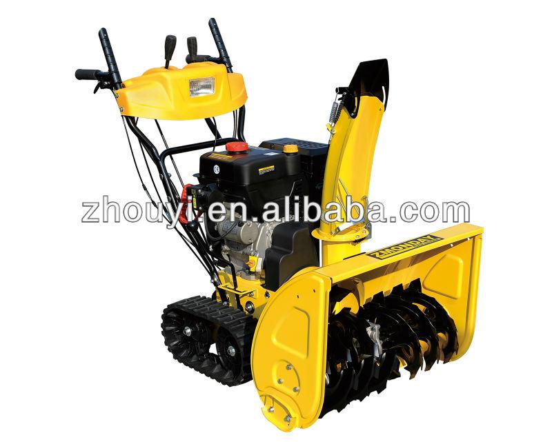13cv soplador de nieve con motor loncin sopladora y for Aspiradoras para jardin