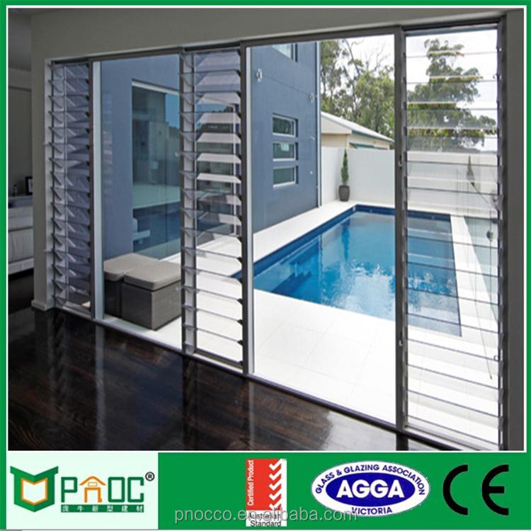 Wholesale Customized Analog Aluminum Louver Window Frames - Buy ...