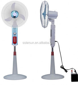 dc stand fan evaporative solar DC fan