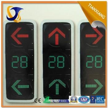 Ip54 Top Quality Nice Design Traffic Light Parts