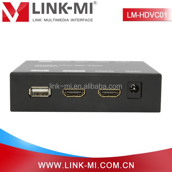 LM-HDVC01 HDMI USB Game Video Capture Recorder Box up to 1080p(H.264 encoder)