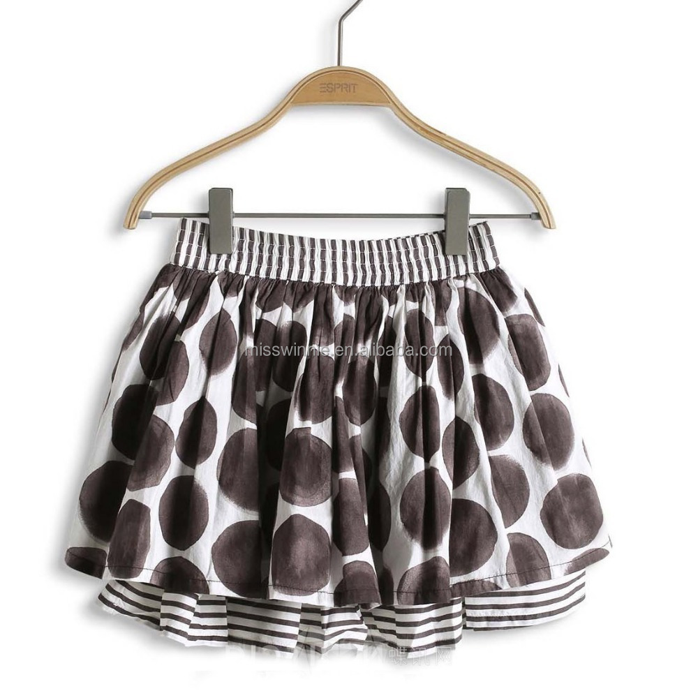 new design children's skirt skirts child models