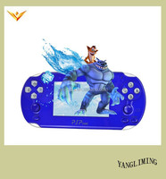 hot !!! handheld game players support PSP,PS1,N64 Games Console