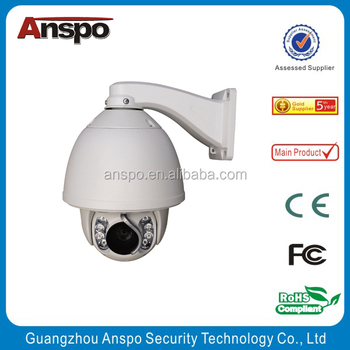 Newest Indoor and Outdoor Intelligent High-speed with Wiper Function Dome IR Camera