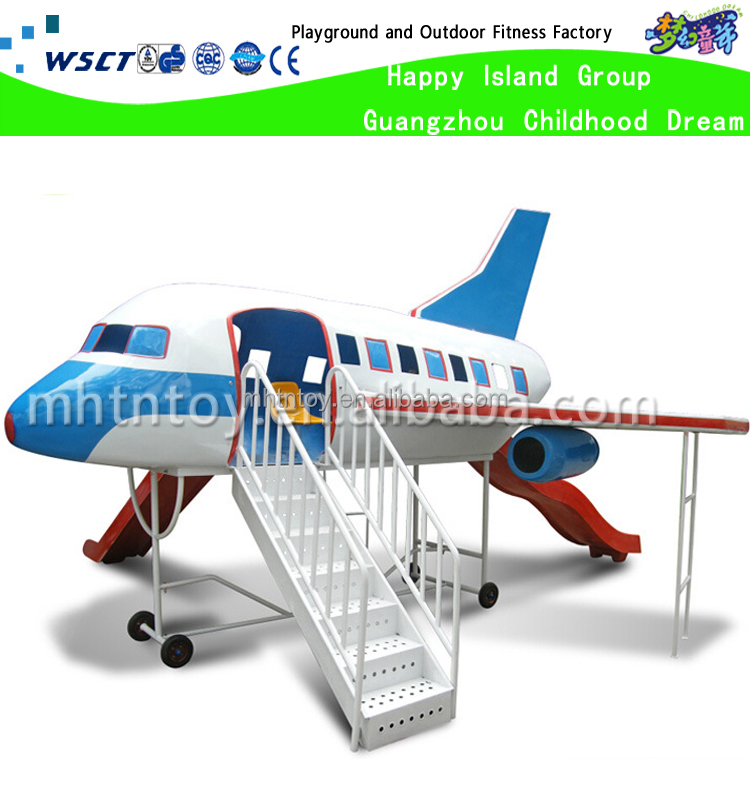 Funny educational <strong>equipment</strong> airplane playground <strong>equipment</strong>