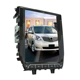 Hanosvor New design vertical screen car navigation for 2012 with software and apps