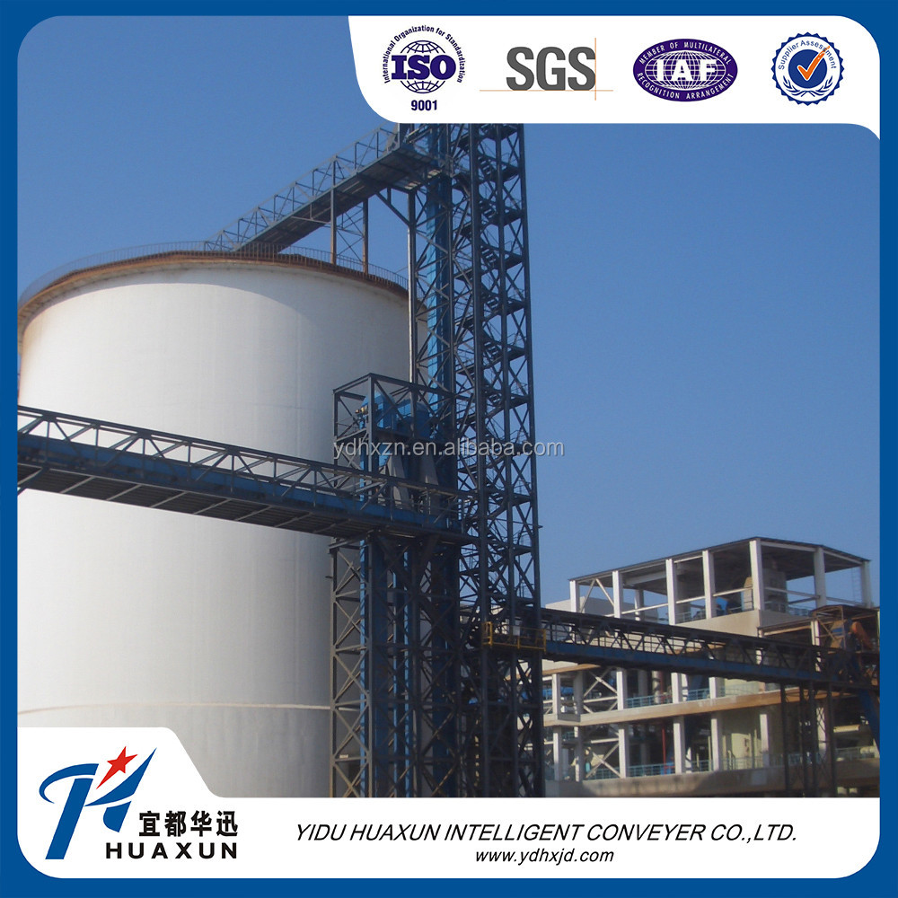 TZD Series Silo Bulk Grain Used China Bucket Elevator for Sale