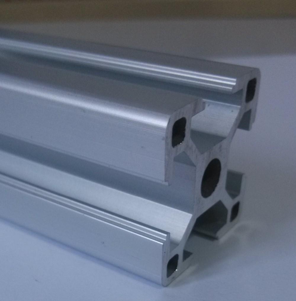 1 metro est ndar europeo 3030 perfil de aluminio anodizado - Perfil aluminio anodizado ...