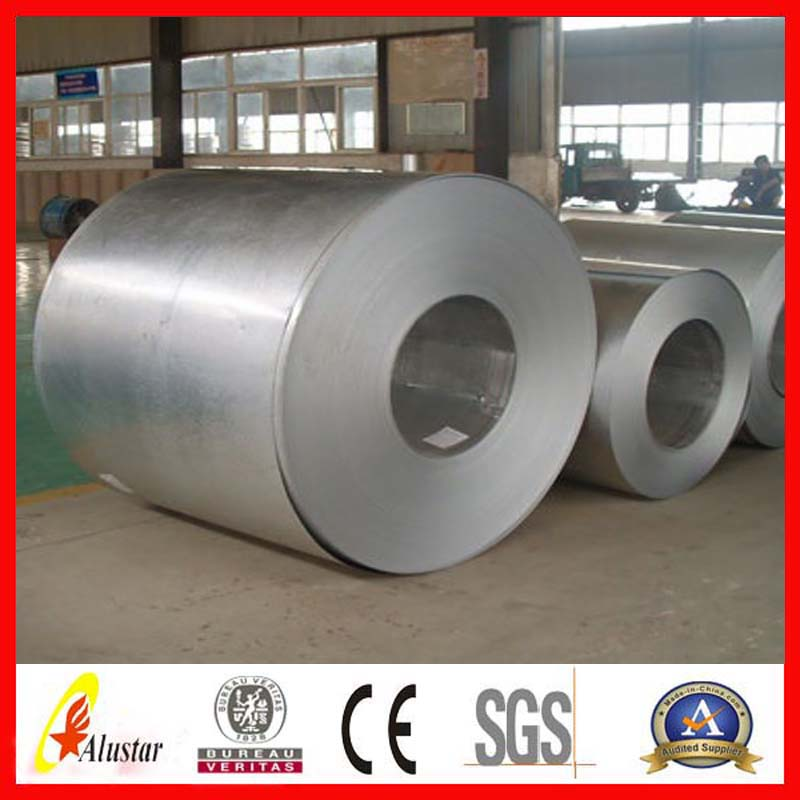 Plastic galvanized steel scrap with low price