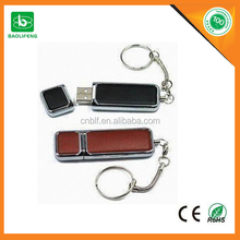 mobiles accessories fancy shape 32gb usb flash drive make leather key chains