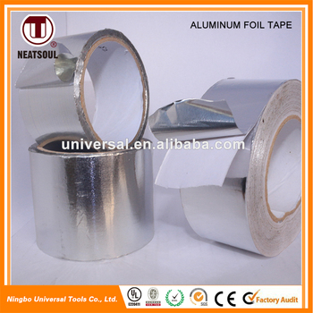 Gold Supplier China Self Adhesive Aluminum Foil Tape