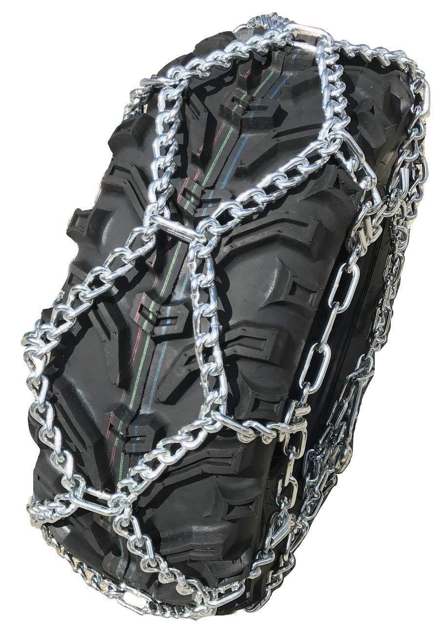 TireChain.com ATV UTV European Style Diamond Net Tire Chains XATV01 priced per pair