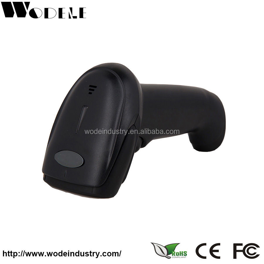 WD-320 wired/wirelss handheld barcodes barcode wand scanner for POS systems