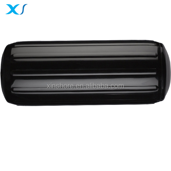 "Small Anti- UV Protection PVC Inflatable Ship Fender Of 8""*20"", Hole Through Middle-Marine Fender"