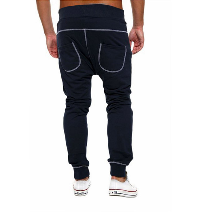 New products Low moq comfortable stylish sport casual pant