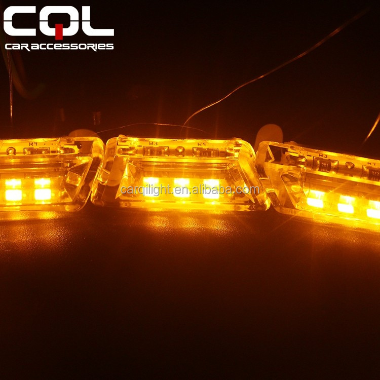 Cql 24v 50cm crystal sequential led drlcrystal multicolor led light cql 24v 50cm crystal sequential led drlcrystal multicolor led light strip white aloadofball Image collections
