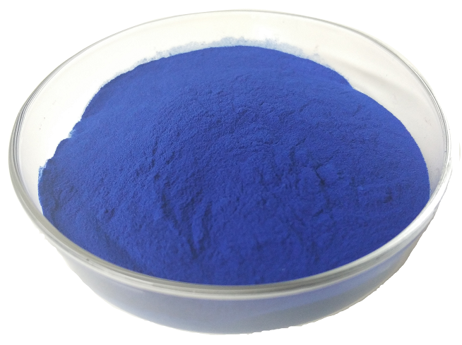 Phycocyanin extraction blue pigment protein powder Specification E18 E25 spirulina natural colours phycobiliproteins water soluble CAS No 11016-15-2
