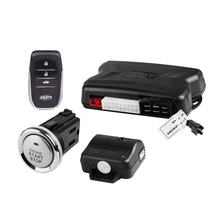 Simple giordon car alarm system PKE keyless entry remote starter